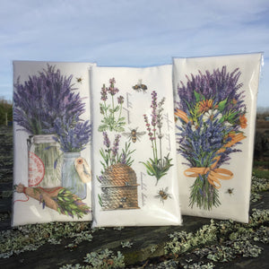 Deluxe Lavender Kitchen Gift Set - Towel Options