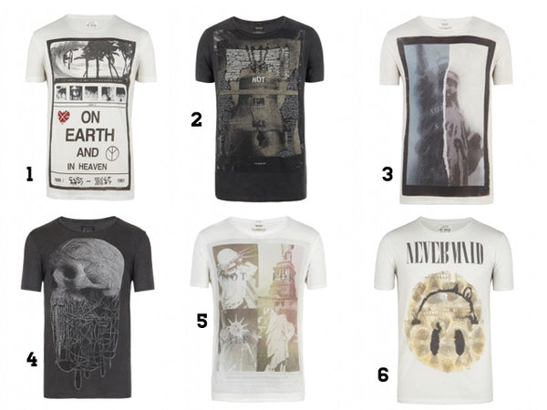 d68bebd90 ... why I love all the graphic tee's at All Saints. They are all very  unique and interesting and fit under the same style. Check out my 6  favorites they are ...
