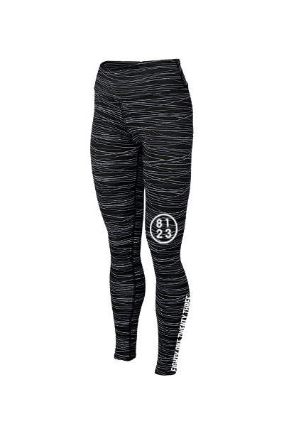 8123 Compression Pants (Ladies)