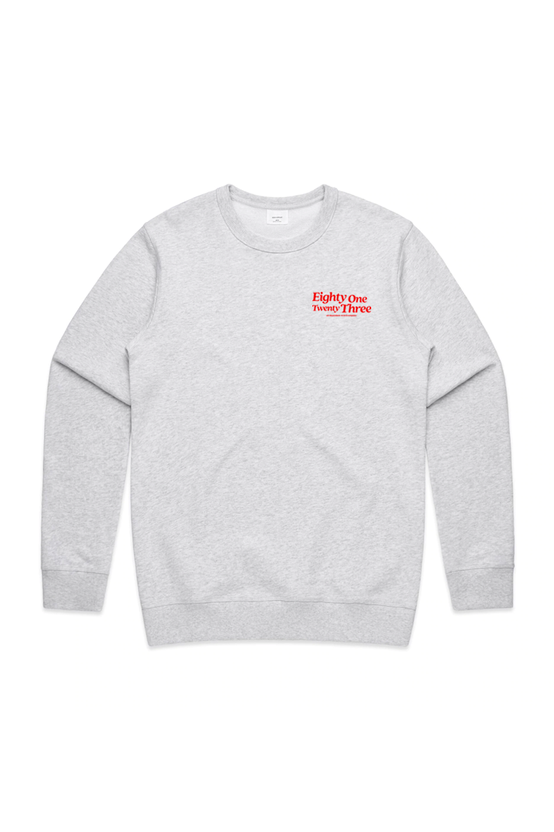 Indie Records Crew Neck Sweater