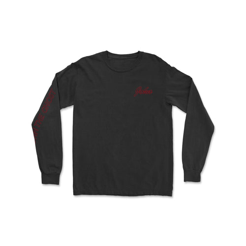 John The Ghost Long Sleeve Tee