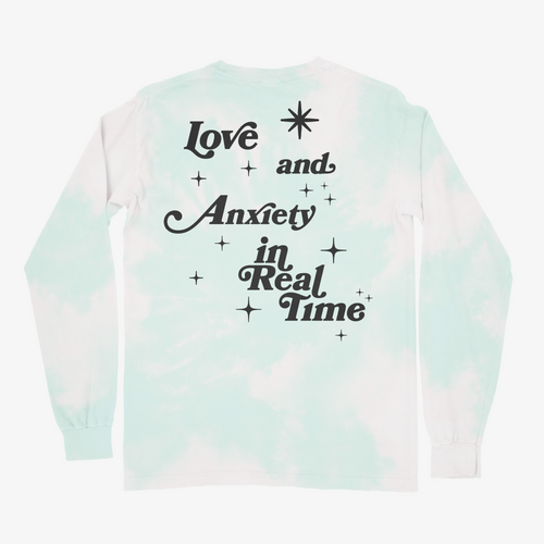 Love & Anxiety LS Tee