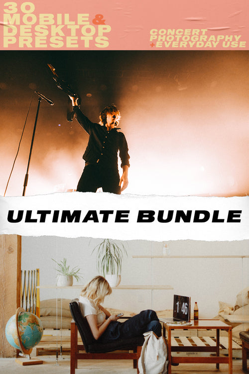 Ultimate Preset Pack (Concert + Everyday Use)
