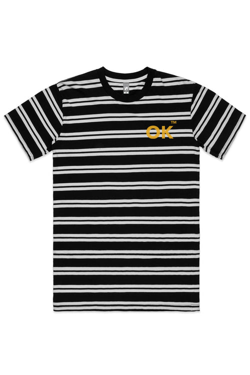 Trademark Striped Tee