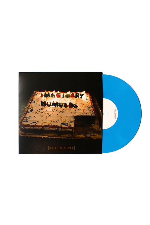 Imaginary Numbers (Blue LP)