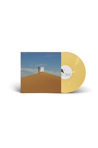 "Can't Stop Won't Stop 12"" White/Gold Splatter Double Vinyl"