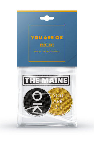 """You Are OK"" Ice Scraper"