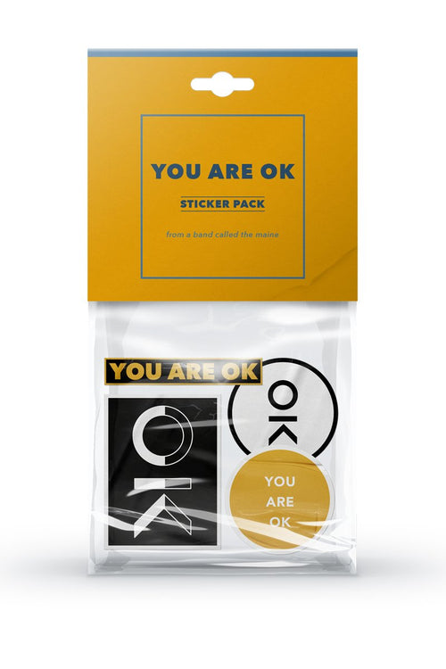 You Are Ok Sticker Pack