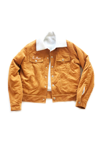 The Maine M Logo Duffle Bag (BLK)