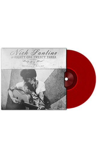 8123 x Nick Santino Single Series 2-001 Vinyl