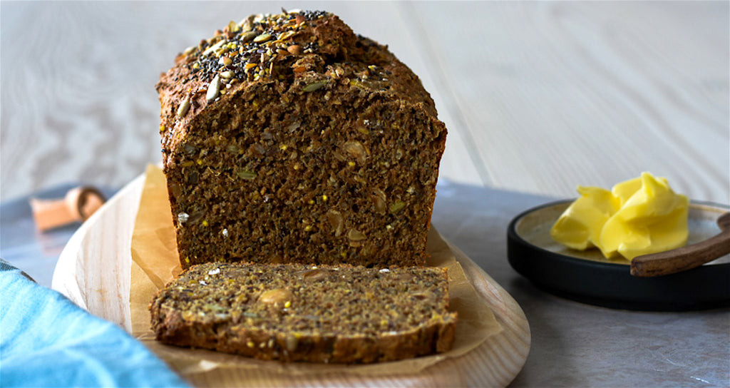 SWEDISH SEEDED LIMPA BREAD