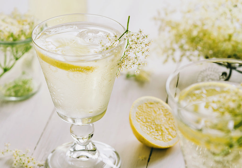 Anne's Dad's Elderflower Cordial