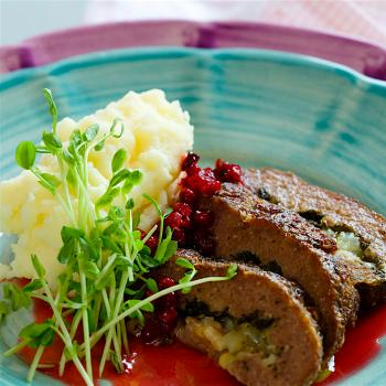 SWEDISH MEATLOAF