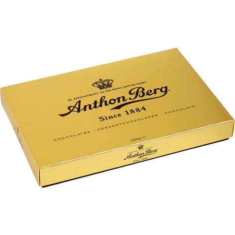 Anthon Berg Chocolate Box