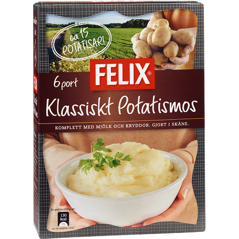 Felix Instant Mashed Potatoes