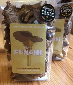 Get Funghi Winter Chanterelle