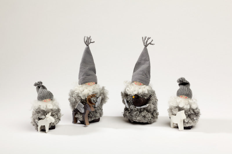 Tomte Medium and Large (various sizes)