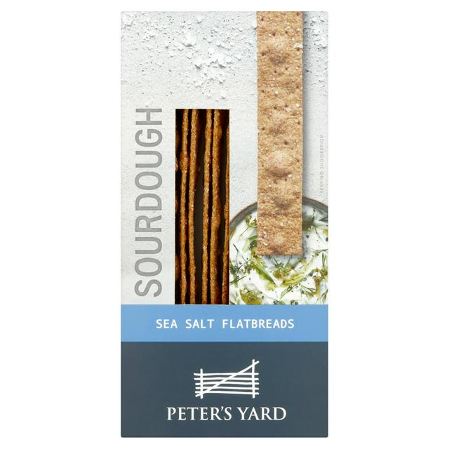 Peters Yard Sea Salt Flatbread