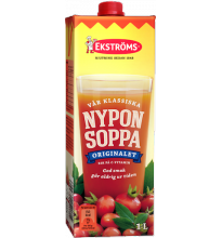 Ekströms Rosehip Soup READY TO DRINK 1 Liter