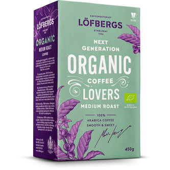 Löfbergs Ecological Medium Roast Filter Coffee