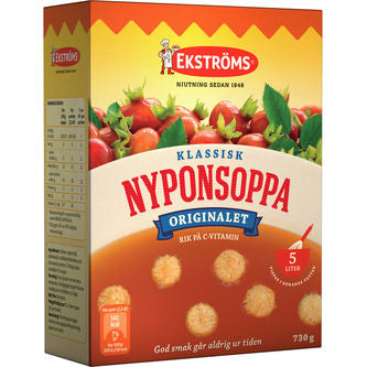 Ekströms Rosehip Soup - Powder Big