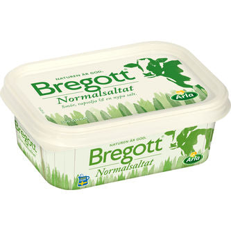 Bregott Butter GREEN (SHORT DATE 2/2)