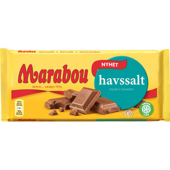 NEW! Marabou Seasalt