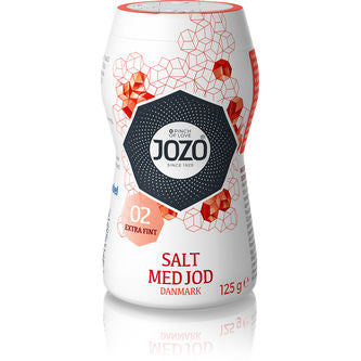 Jozo salt with Iodine