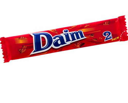 Daim Double (RED)