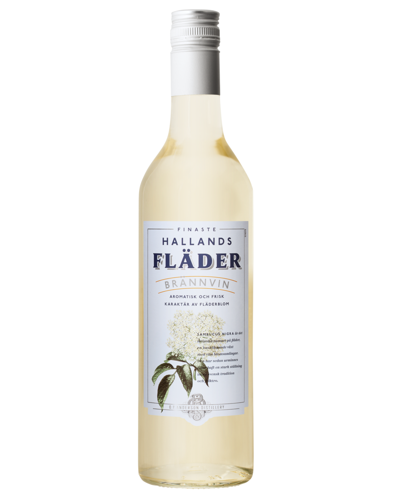 Halland's Elderflower Akvavit