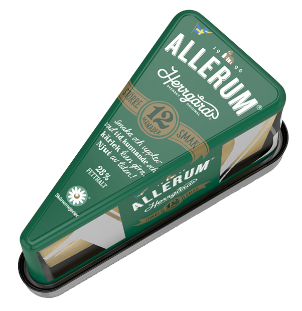 Allerum HERRGÅRD Cheese