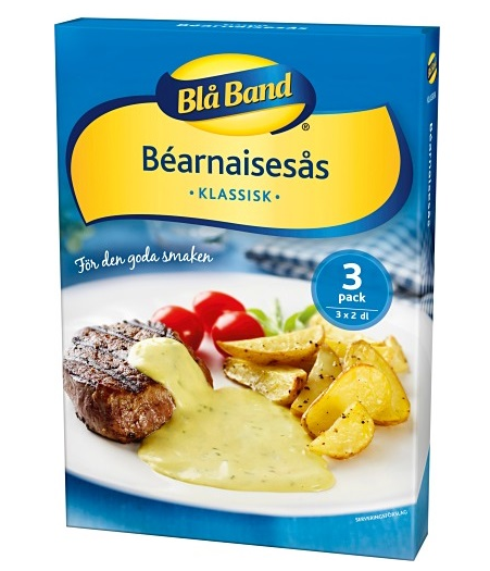 Blå Band BEARNAISE Sauce 3-pack