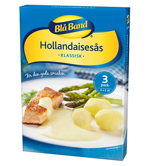 Blå Band HOLLANDAISE Sauce 3-pack