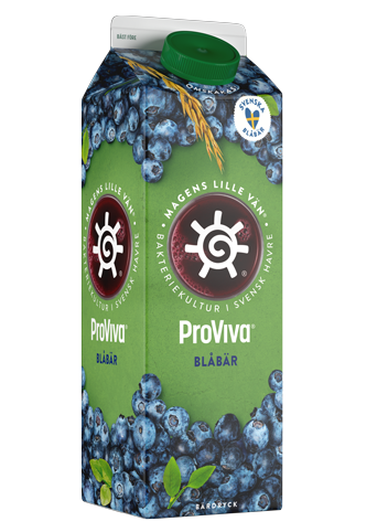 Proviva Blueberry