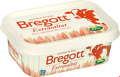 Bregott Butter With Extra Salt RED