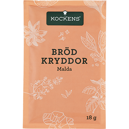 Kockens Bread Spices