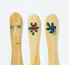 Butter Knife (DIFFERENT MOTIFS)