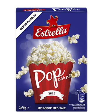 Microwave Popcorn SALT 3-Pack