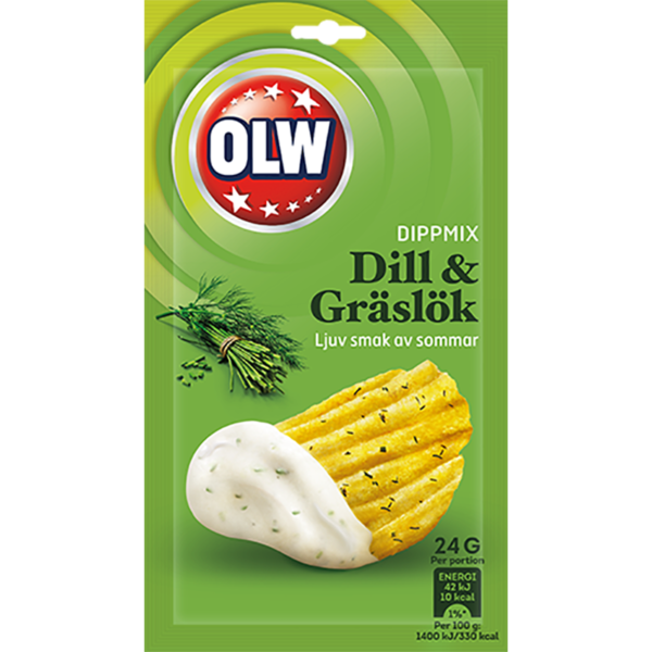 Dipmix DILL & CHIVES