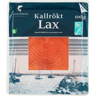Falkenberg COLD-SMOKED Salmon