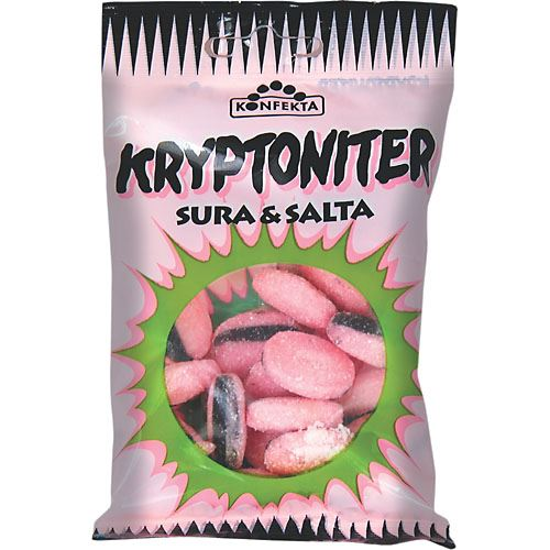 Kryptoniter - Sour & Salty