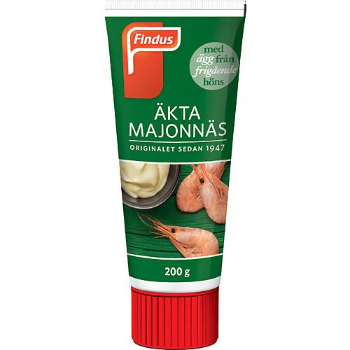 Findus Mayonnaise