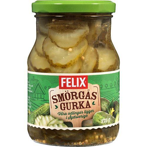 Felix Sweet Pickled Gherkin