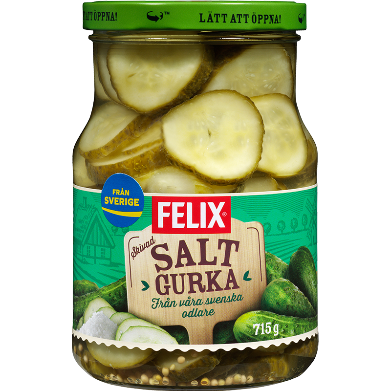 Felix Salty Pickled Gherkin
