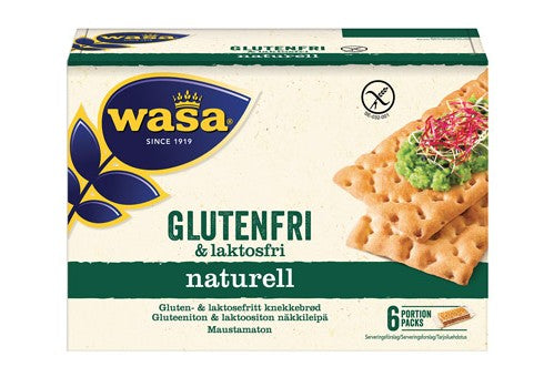 Wasa Crispbread Gluten and Lactose-free (6-Pack)