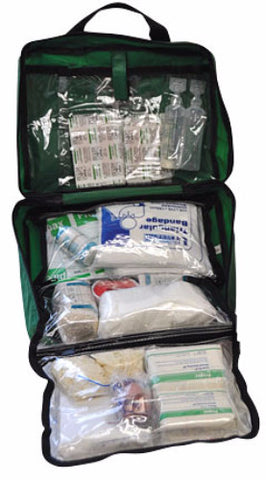 First Aid Kit 25 Person - Large Soft Pack