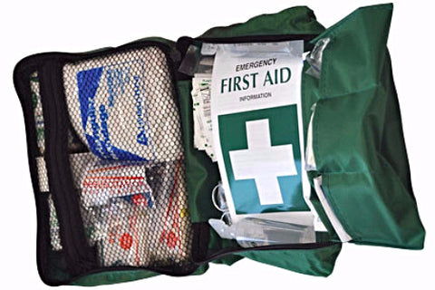 First Aid Kit - 5 Person - Medium Soft Pack