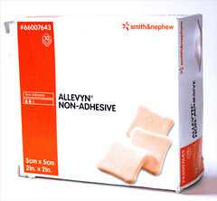 Allevyn Non-Adhesive 5cm x 5cm Dressing - 10's