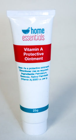 Home Essentials Vitamin A Protective Ointment 25g