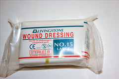 Livingstone Wound Dressing No.15 (Large)